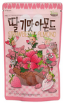 Korean Seasoned Almonds (Strawberry) 210g