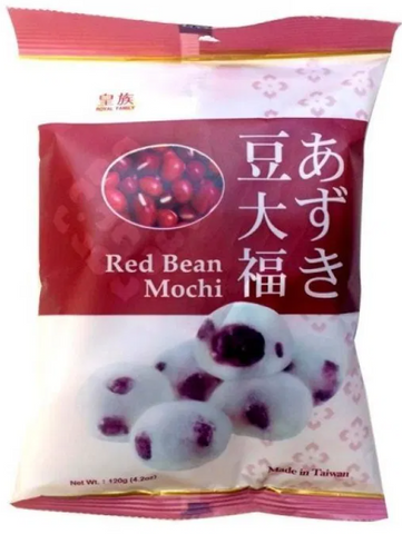 Royal Family Mochi (Red Bean) 120g