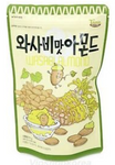 Korean Seasoned Almonds ( Wasabi ) 210g