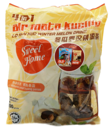SWEET HOME Lo Han Kuo 4 in 1 300g