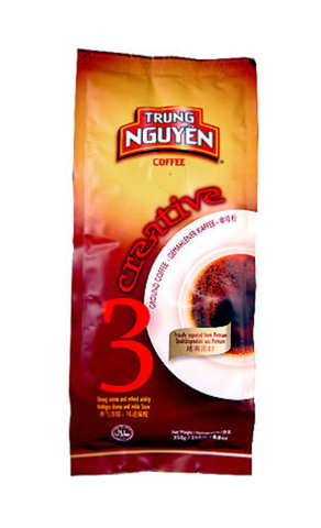 Trung Nguyen Ground Coffee (Creative 3) 250g