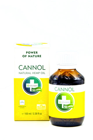 Cannol Massageöl -  CBD