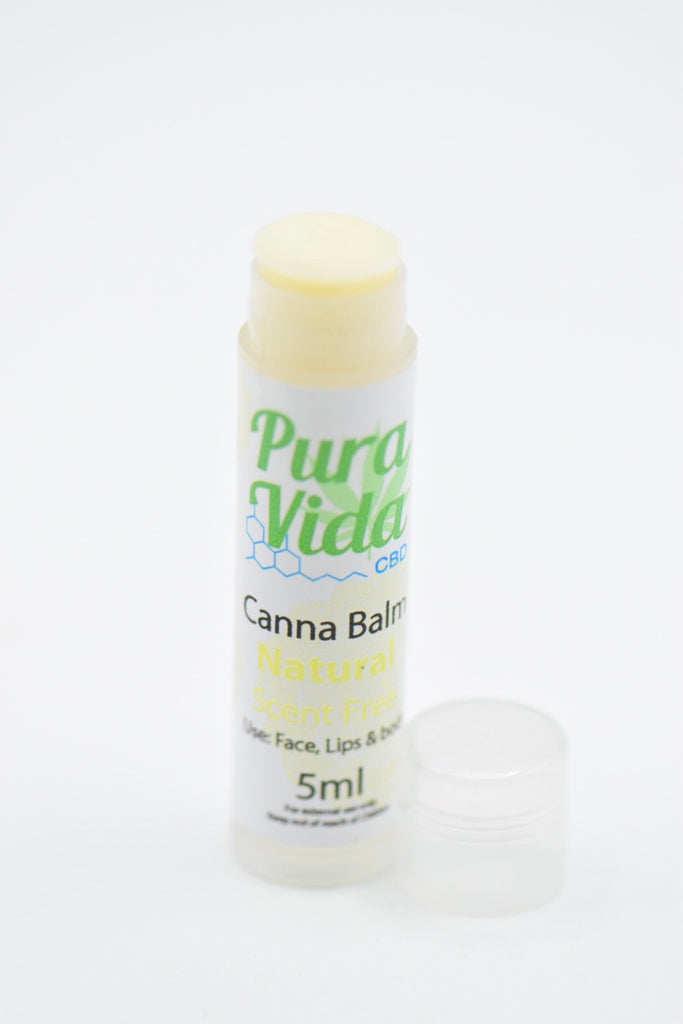 CBD Balm - Stick Natural Scent free