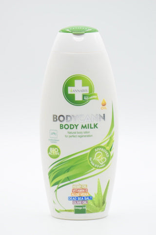 Bodycann Body Milk Natural -  CBD