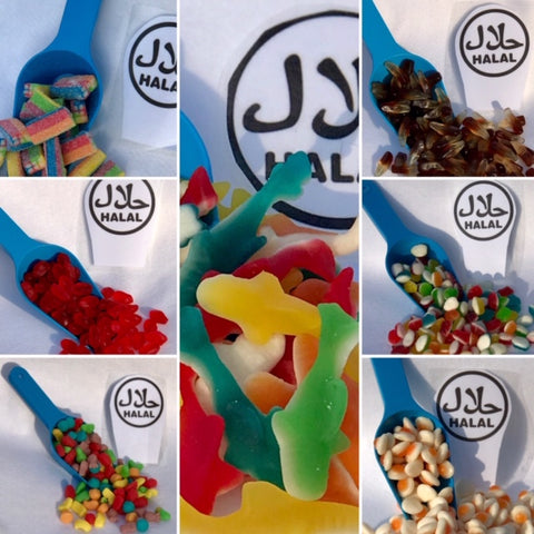 Halal sweets to buy online £2.50
