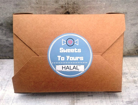 Halal Pic n mix sweet box delivered