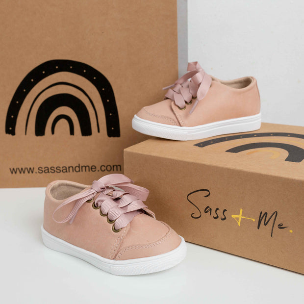 Bailey Trainers - Vintage Rose