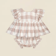 'August' Gingham Bloomers
