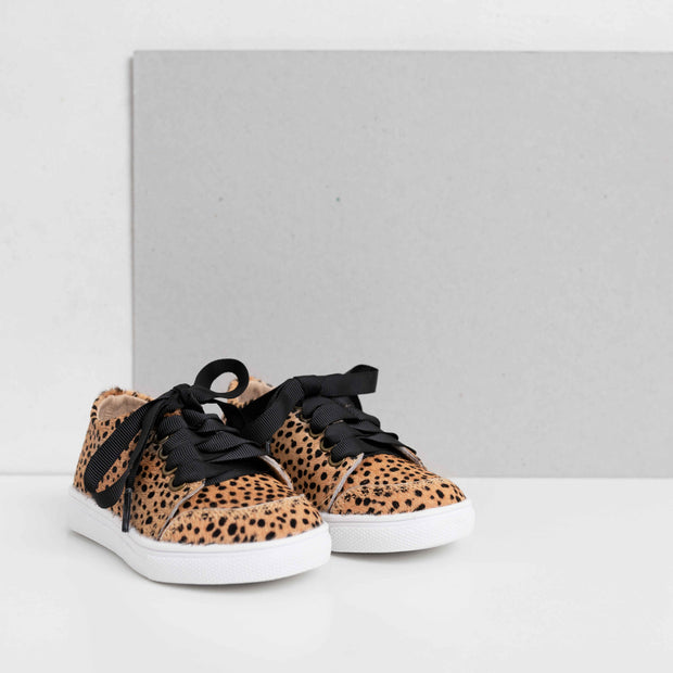 Bailey Trainers - Leopard