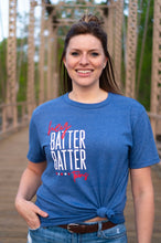 Hey Batter Batter Boyfriend Tee - Fan Girl MN