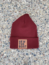 Row the Boat Cuffed Beanie - Fan Girl MN