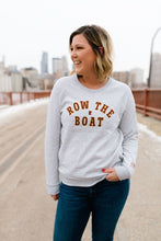 Row the Boat Fleece Crew - Fan Girl MN