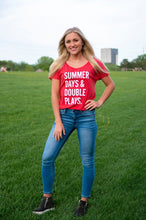 Summer Days Vintage Tee - Fan Girl MN