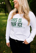 This Is Our Ice Long Sleeve Tunic - Fan Girl MN