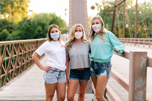 Tie Dye Masks - Fan Girl MN