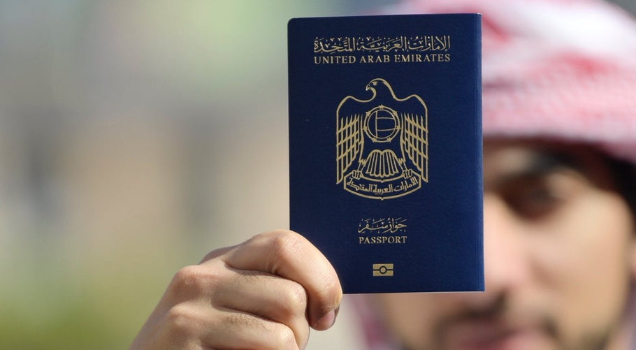 The UAE now has the world's 4th strongest passport