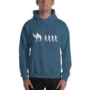 Girls and Camels Male Hoodie