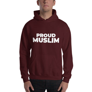 Proud Muslim Hooded Sweatshirt