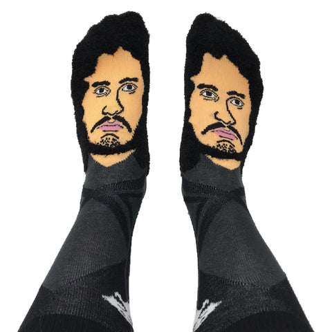 jon snow socks king of the north socks game of thrones socks game of thrones merch GOT socks GOT gifts game of thrones gifts jon snow gifts jon snow fans game of thrones collectibles game of thrones fan socks