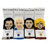 Game of Thrones Socks - Main Characters 4-Pack