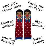 AOC Clown Socks
