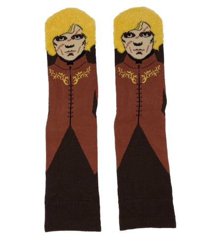 Tyrion Lannister Socks - 2nd Edition