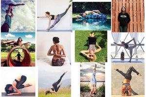 Yoga Rebel Photo Contest - August '17
