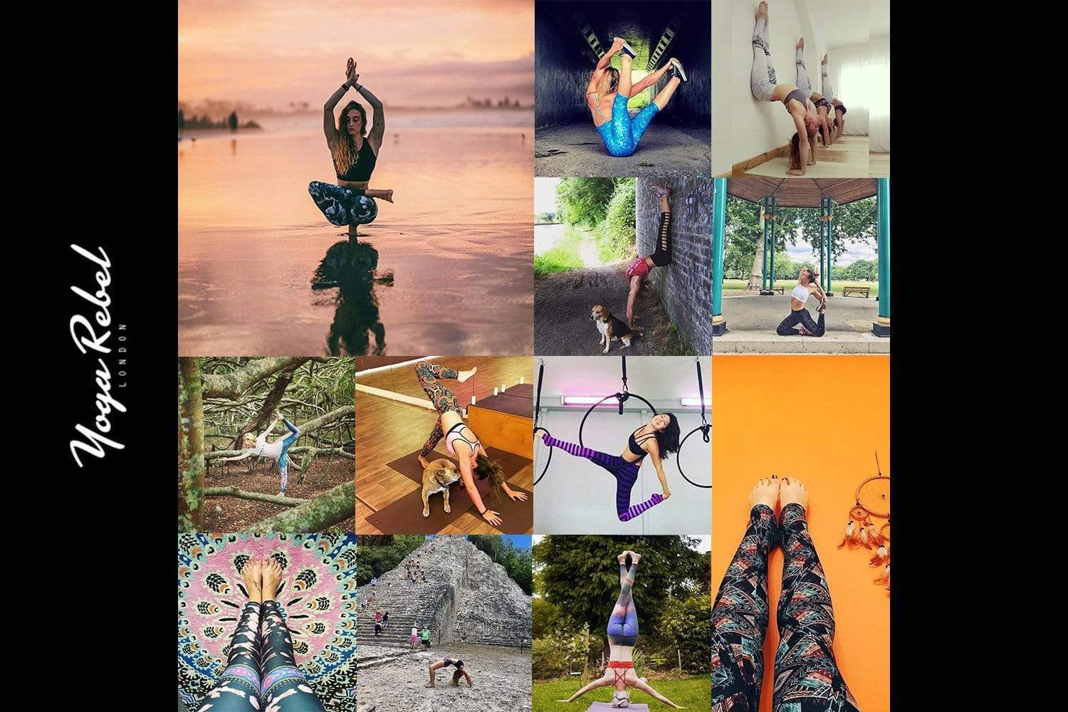 Yoga Rebel Annual Photo Contest Cover
