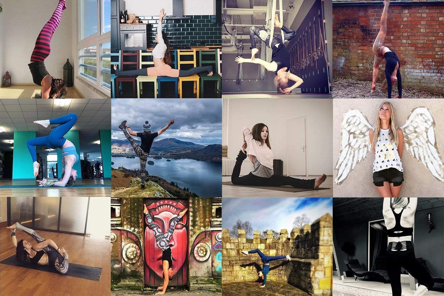 Yoga Rebel March 18 Photo Contest Finalists