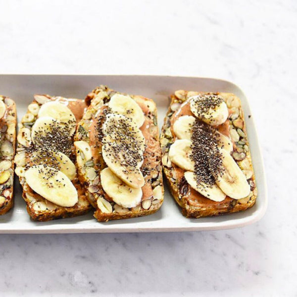 Anna Barnett Flourless and Gluten Free Seed and Nut Loaf