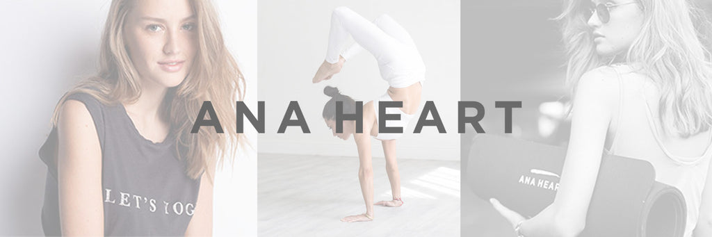 ana heart yoga clothing