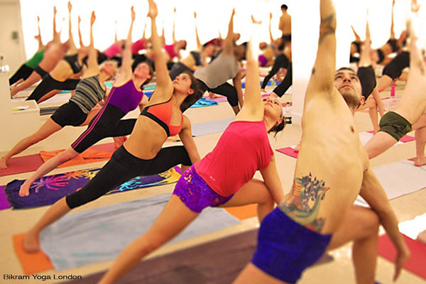 Bikram Yoga London