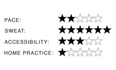 bikram yoga star ratings