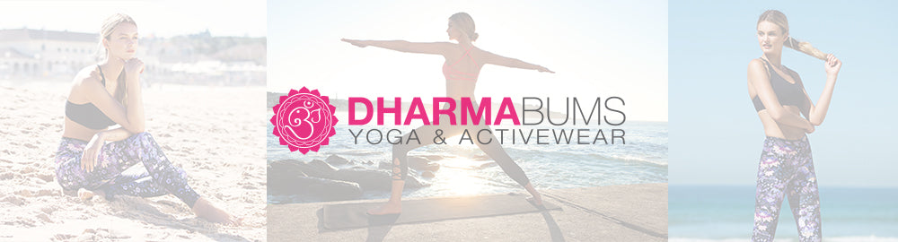 dharma bums banner