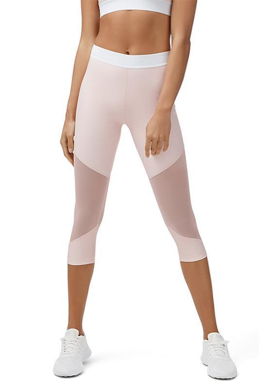 WOMENS CAPRIS ALL FENIX Scarlett Blush Capris