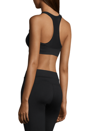 WOMENS BRAS S / A/B Casall Iconic Sports Bra – Black