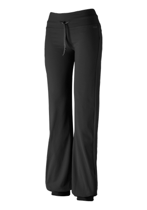 WOMENS LEGGINGS 34 (U.K 8) Casall Plow pants – Black