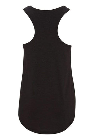 Women's Tops/Tanks Moon Cycle Bamboo Racerback Tank - Black