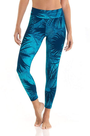 WOMENS LEGGINGS Liquido 7/8 Eco Legging - Florence