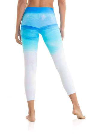 WOMENS LEGGINGS Liquido 7/8 Eco Legging - Marseille