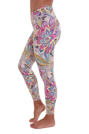 WOMENS LEGGINGS Liquido 7/8 Legging - Agra