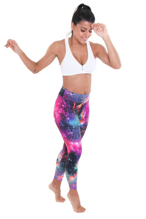 Liquido 7/8 Legging - Galaxy Shade