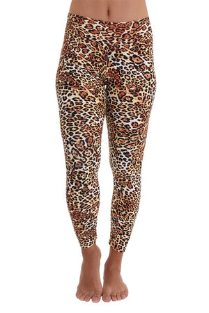 WOMENS LEGGINGS Liquido 7/8 Legging - Roar