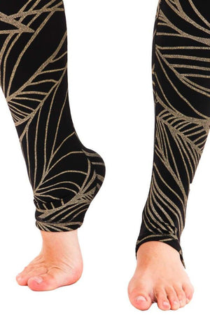 WOMENS LEGGINGS Liquido Om Legging Celebration