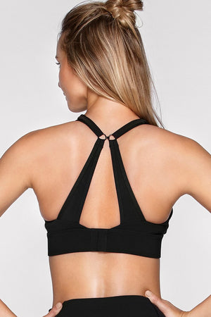 WOMENS BRAS LORNA JANE High Intensity Sports Bra Black