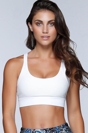 WOMENS BRAS LORNA JANE High Intensity Sports Bra White