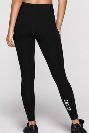 WOMENS LEGGINGS LORNA JANE Booty Support F/L Tight