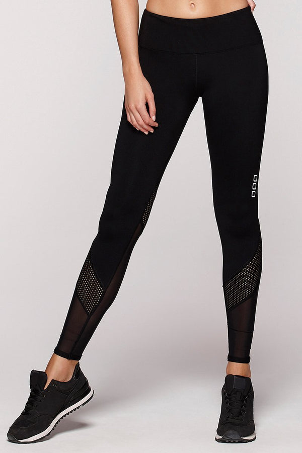 WOMENS LEGGINGS LORNA JANE Centric Active Core F/L Tight