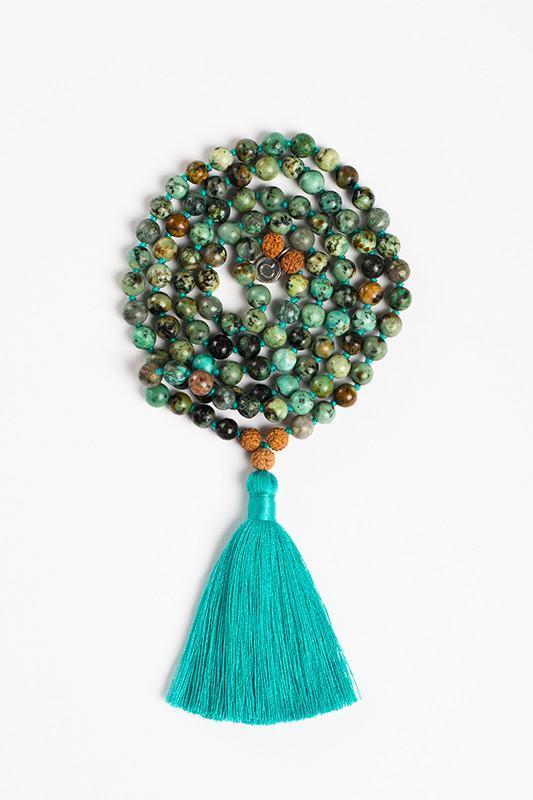 Jewellery Mala Collective I Am Audacious Mala