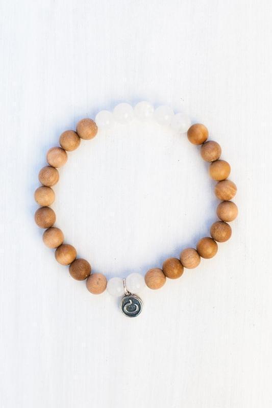 Jewellery Mala Collective Inviting Clarity Bracelet